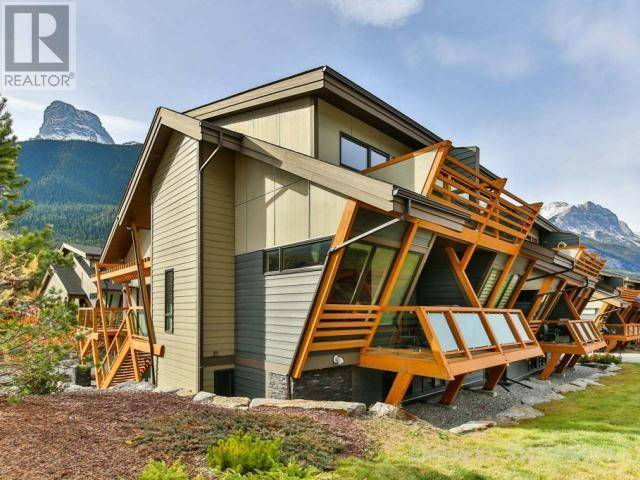 Townhouse for sale at 105 Stewart Creek Ri Unit 104 Canmore Alberta - MLS: 51077
