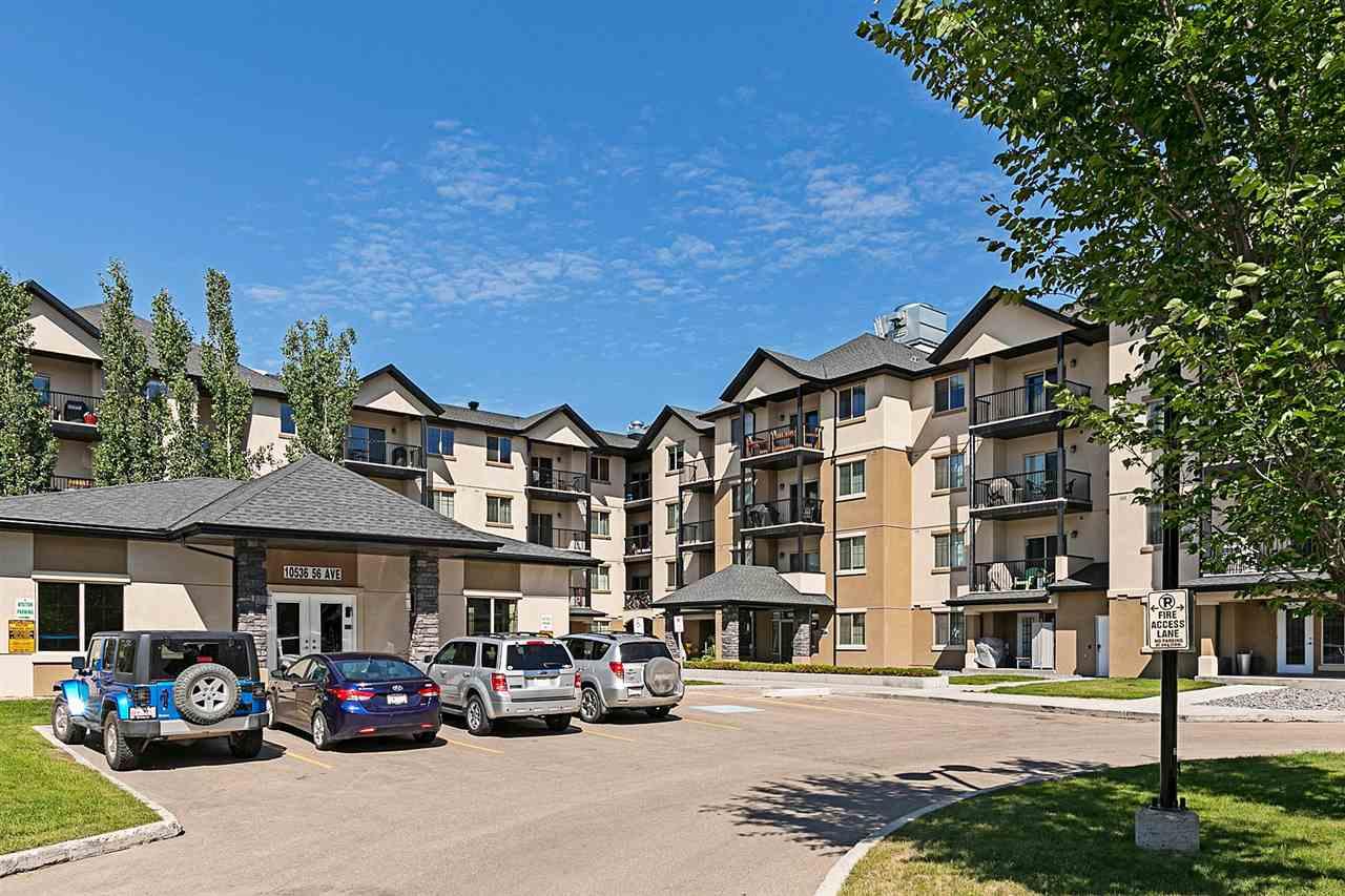 Buliding: 10530 56 Avenue, Edmonton, AB