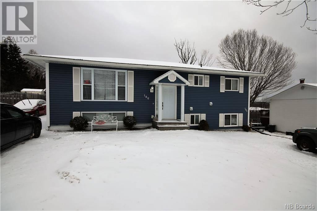 Townhouse for sale at 106 Bon Accord Dr Unit 104 Saint John New Brunswick - MLS: NB039325