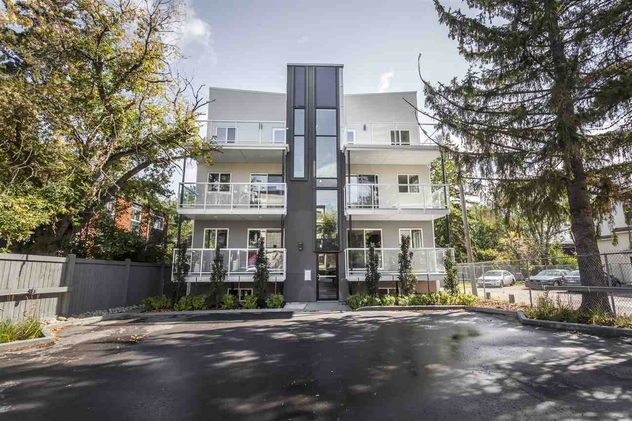 Buliding: 10736 116 Street, Edmonton, AB