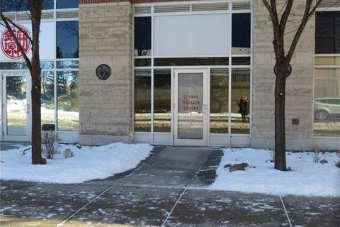 Commercial property for lease at 110 7 St Southwest Apartment 104 Calgary Alberta - MLS: C4287073