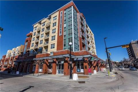 Condo for sale at 1110 3 Ave Northwest Unit 104 Calgary Alberta - MLS: C4271370
