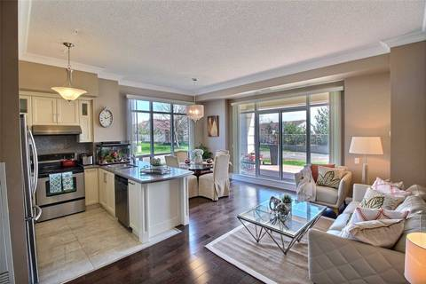 Condo for sale at 11121 Yonge St Unit 104 Richmond Hill Ontario - MLS: N4445020