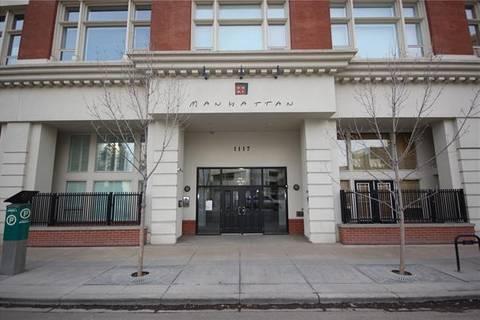 Condo for sale at 1117 1 St Southwest Unit 104 Calgary Alberta - MLS: C4290597