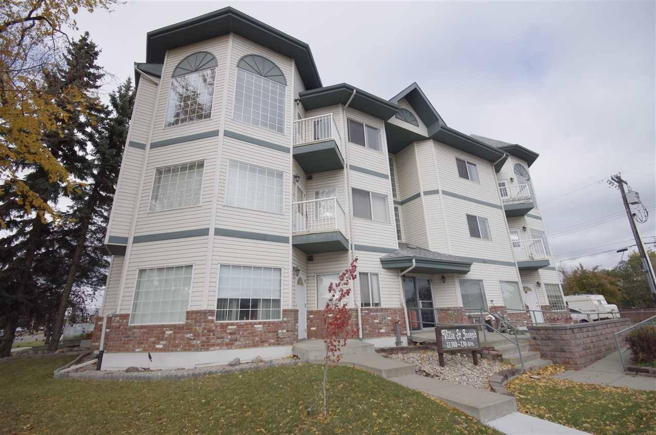 Condo for sale at 11308 130 Ave Nw Unit 104 Edmonton Alberta - MLS: E4172958