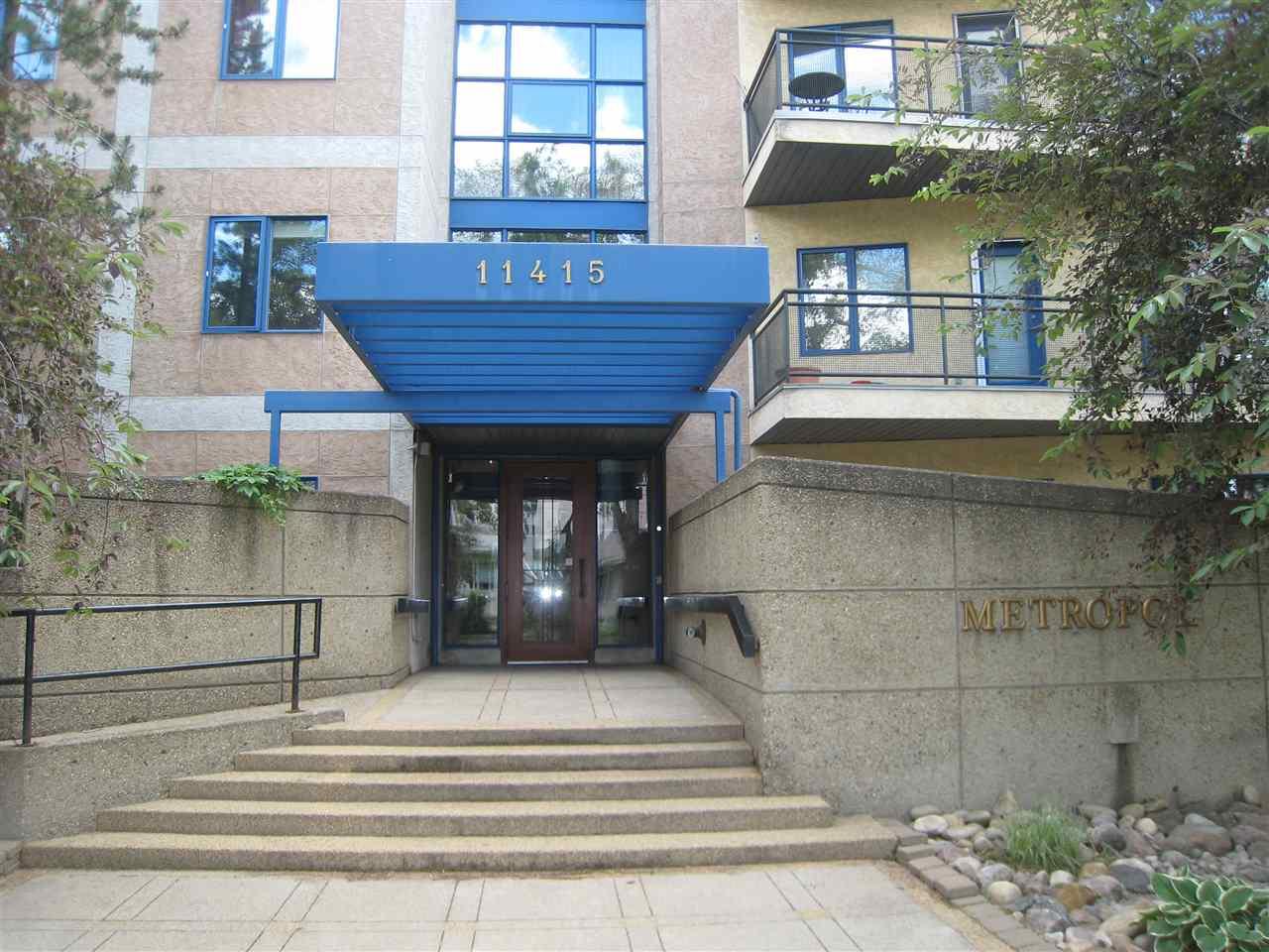 Buliding: 11415 100 Avenue, Edmonton, AB
