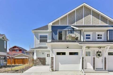 Townhouse for sale at 115 Sagewood Dr Southwest Unit 104 Airdrie Alberta - MLS: C4294487