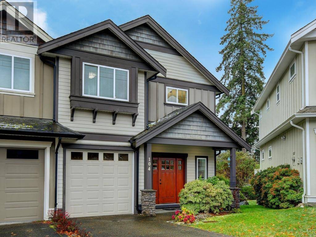 Townhouse for sale at 1206 Clearwater Pl Unit 104 Victoria British Columbia - MLS: 419238