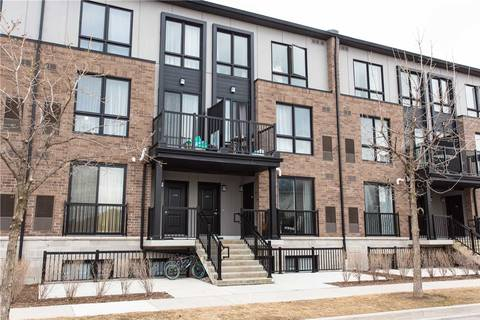 Condo for sale at 1206 Main St Unit 104 Milton Ontario - MLS: W4733867