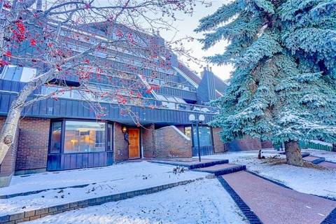 Townhouse for sale at 1215 Cameron Ave Southwest Unit 104 Calgary Alberta - MLS: C4216114