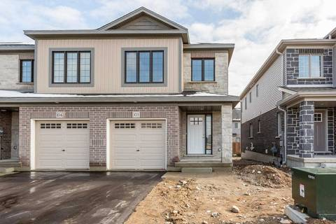 Townhouse for rent at 135 Hardcastle Dr Unit 104 Cambridge Ontario - MLS: X4609278