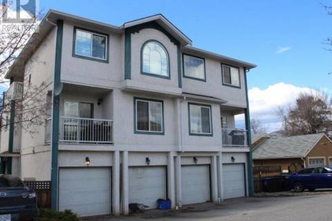 Townhouse for sale at 1414 Government St Unit 104 Penticton British Columbia - MLS: 177562