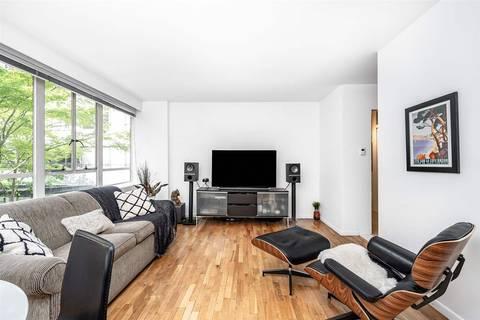 Condo for sale at 1445 Marpole Ave Unit 104 Vancouver British Columbia - MLS: R2396305