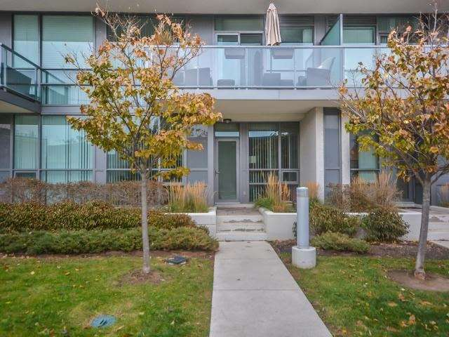 For Sale: 104 - 15 Legion Road, Toronto, ON | 2 Bed, 3 Bath Townhouse for $689,000. See 20 photos!