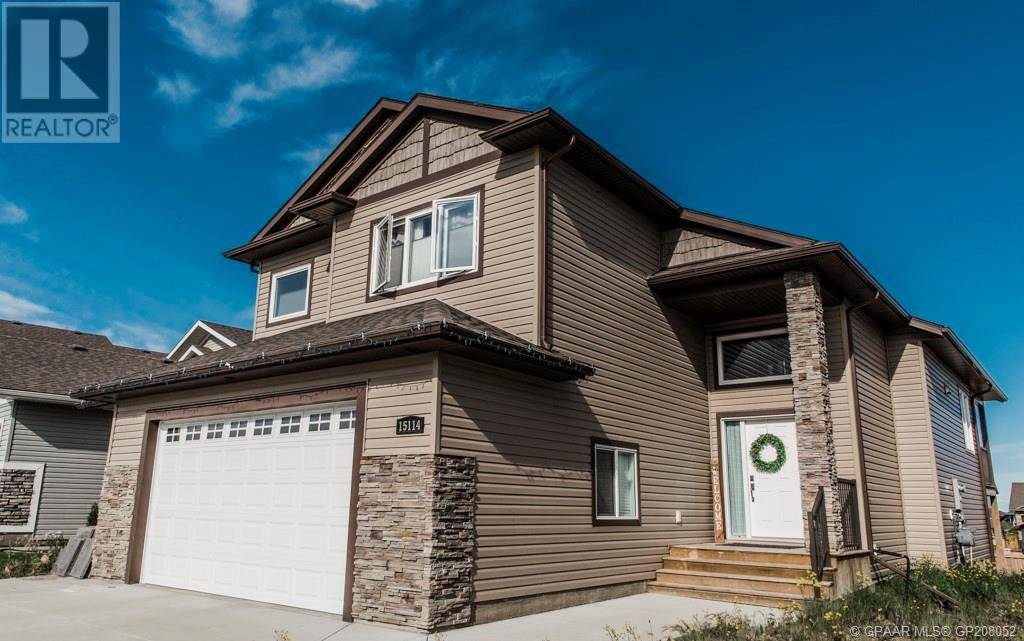 House for sale at 15114 104 A St Unit 104 Grande Prairie, County Of Alberta - MLS: GP208052