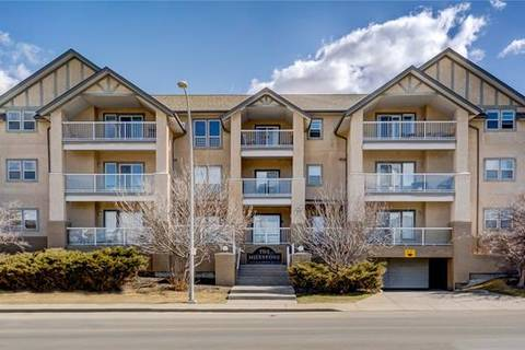 Condo for sale at 15212 Bannister Rd Southeast Unit 104 Calgary Alberta - MLS: C4238992