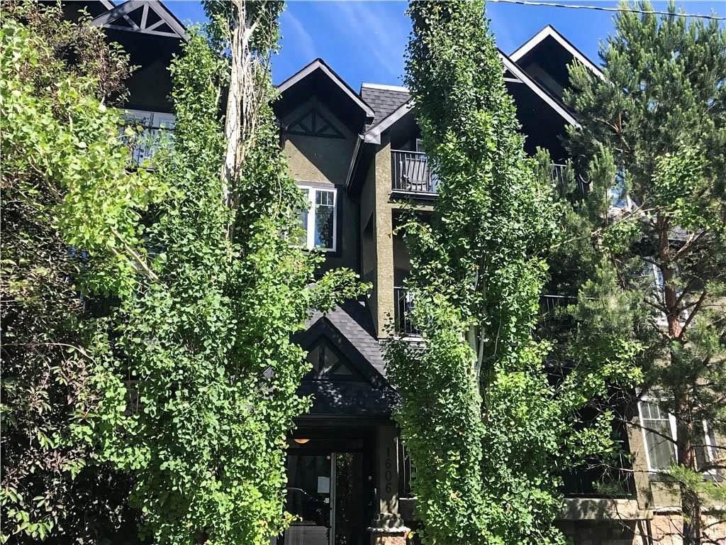 Removed: 104 - 1606 4 Street Northwest, Crescent Heights Calgary,  - Removed on 2019-01-17 04:36:02