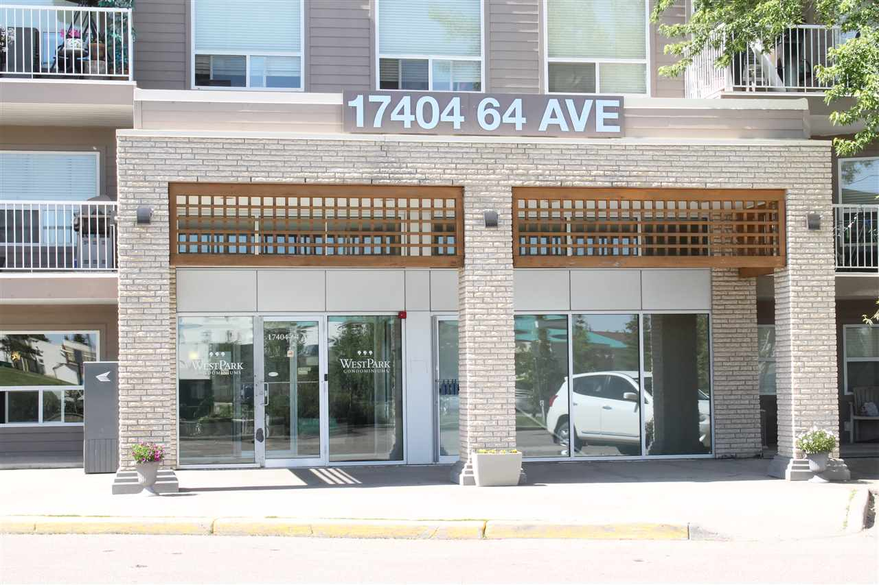 For Sale: 17404 64 Avenue Northwest, Edmonton, AB | 1 Bed, 1 Bath Condo for $153,700. See 17 photos!
