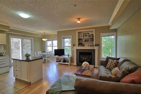 Condo for sale at 1777 1 St Northeast Unit 104 Calgary Alberta - MLS: C4276240