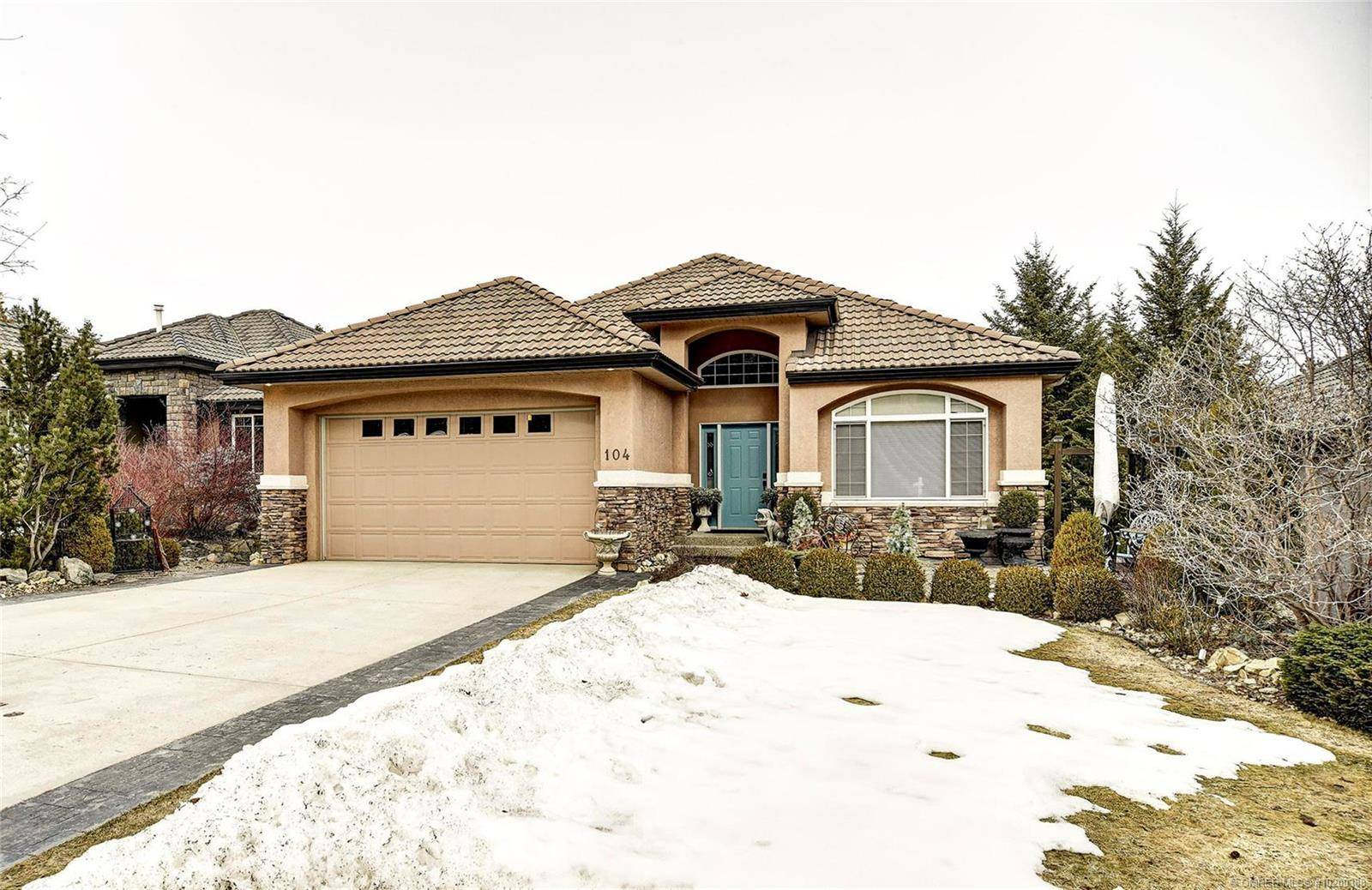 House for sale at 1950 Capistrano Dr Unit 104 Kelowna British Columbia - MLS: 10200388