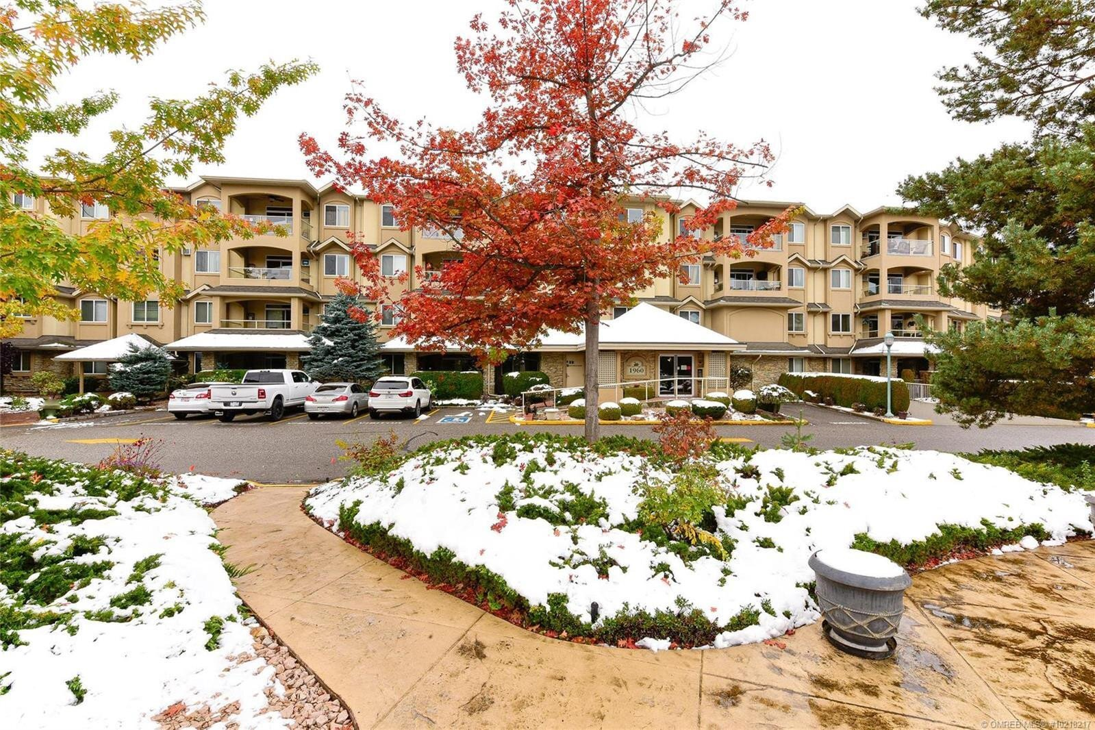 Condo for sale at 1960 Enterprise Wy Unit 104 Kelowna British Columbia - MLS: 10218217