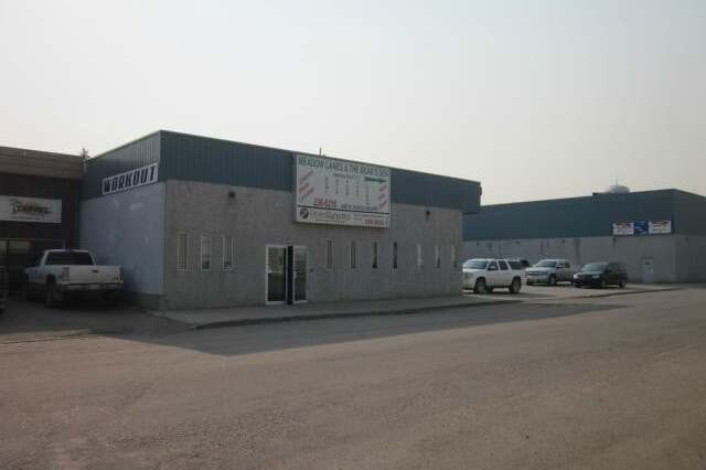 Commercial property for sale at 104 1st St E Meadow Lake Saskatchewan - MLS: SK814897