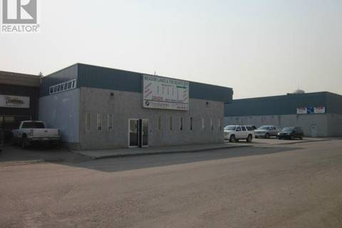 Commercial property for sale at 104 1st St E Meadow Lake Saskatchewan - MLS: SK773969