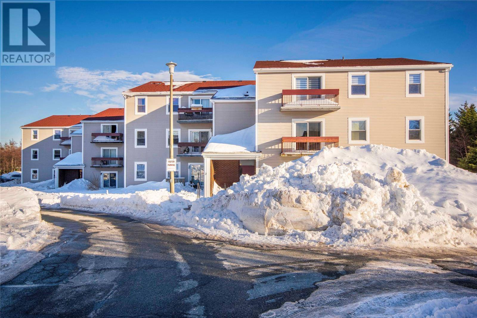 House for sale at 20 Dalton Ave Unit 104 Mount Pearl Newfoundland - MLS: 1209923