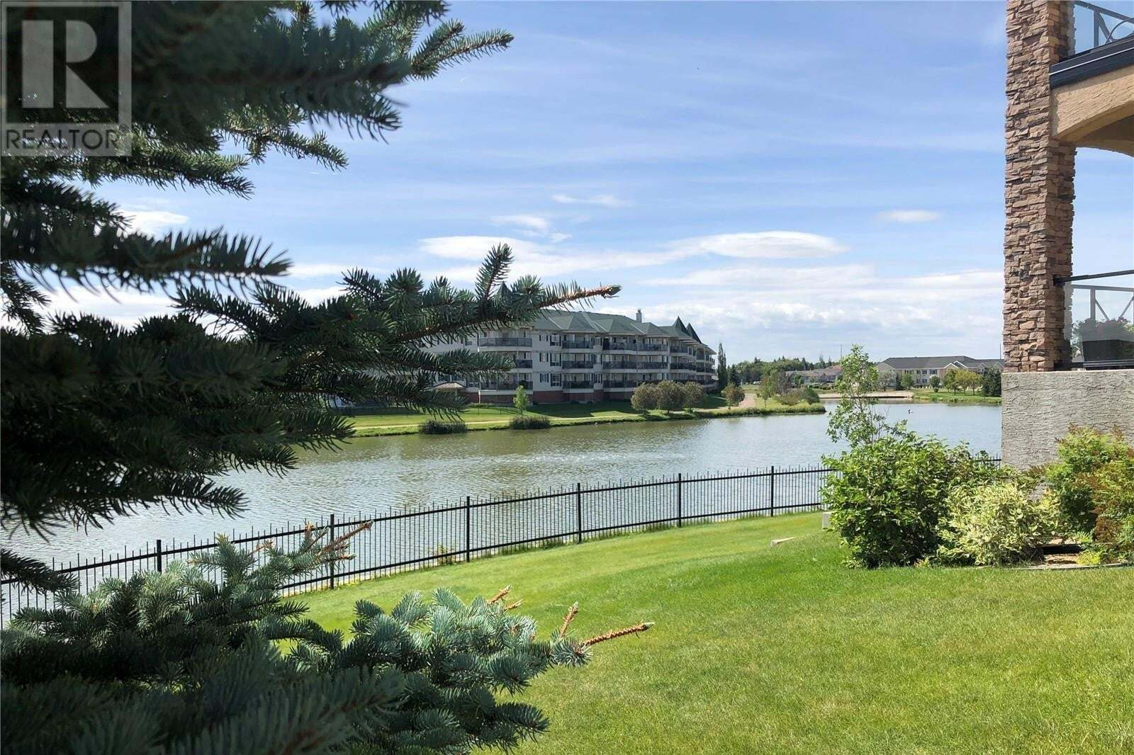 Condo for sale at 2150 Heseltine Rd Unit 104 Regina Saskatchewan - MLS: SK821951