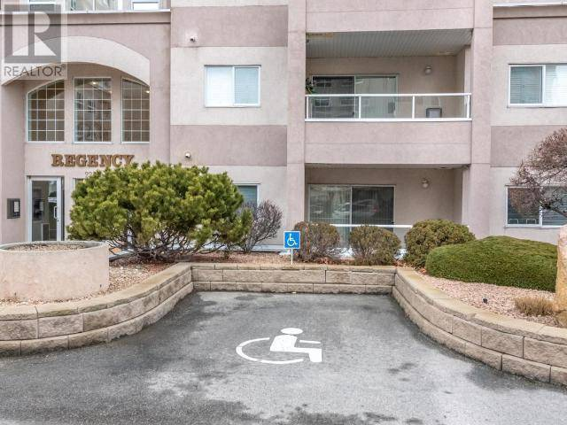 Condo for sale at 2245 Atkinson St Unit 104 Penticton British Columbia - MLS: 182064