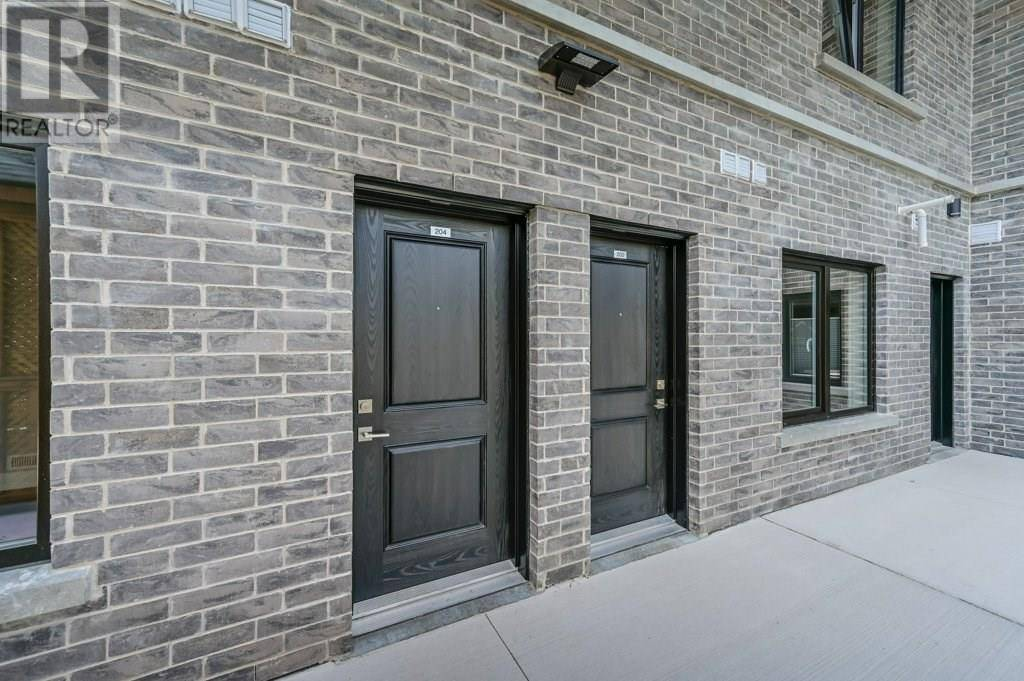 Condo for sale at 234 Heiman St Unit 104 Kitchener Ontario - MLS: 30798983