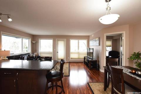 Condo for sale at 2341 Windsor Park Rd Unit 104 Regina Saskatchewan - MLS: SK771540