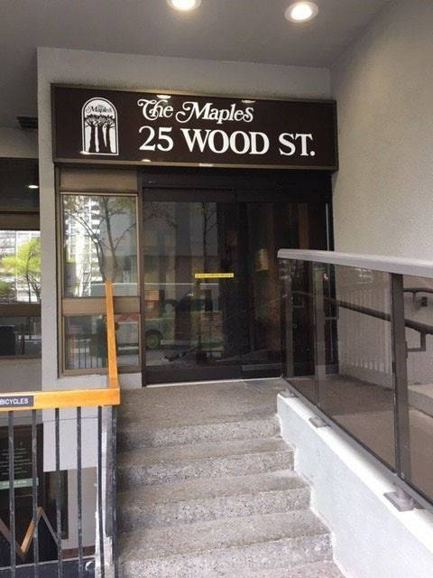 Commercial property for lease at 25 Wood St Apartment 104 Toronto Ontario - MLS: C4493232