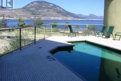 Condo for sale at 250 Marina Wy Unit 104 Penticton British Columbia - MLS: 177884