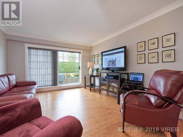 Condo for sale at 266 Hirst W Ave Unit 104 Parksville British Columbia - MLS: 458210
