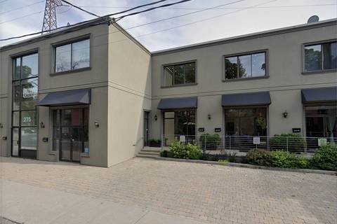 Commercial property for lease at 275 Macpherson Ave Apartment 104 Toronto Ontario - MLS: C4716565