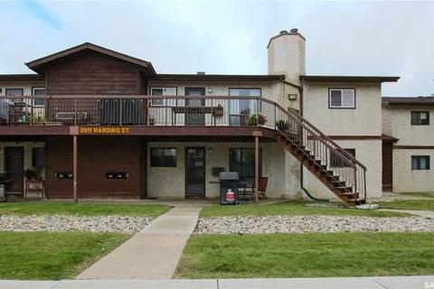 Townhouse for sale at 2911 Harding St Unit 104 Regina Saskatchewan - MLS: SK788393