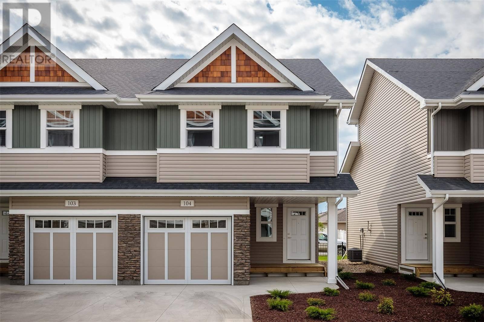 House for sale at 315 Dickson Cres Unit 104 Saskatoon Saskatchewan - MLS: SK782631
