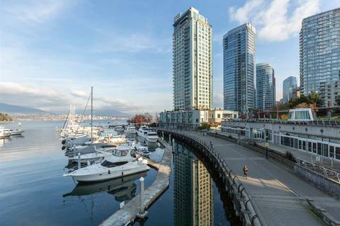 Townhouse for sale at 323 Jervis St Unit 104 Vancouver British Columbia - MLS: R2389747