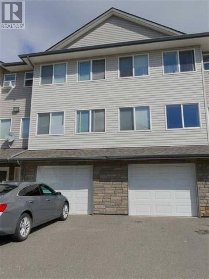 Townhouse for sale at 3257 Westwood Dr Unit 104 Prince George British Columbia - MLS: R2396146