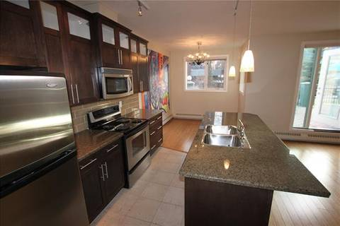 Condo for sale at 328 21 Ave Southwest Unit 104 Calgary Alberta - MLS: C4263256