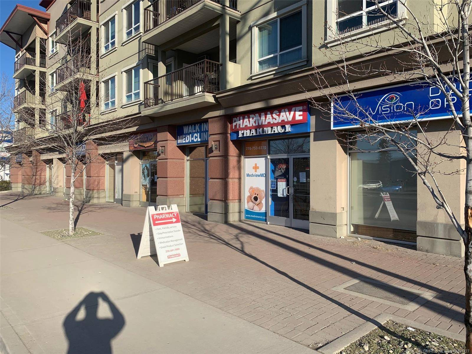 Commercial property for lease at 330 Highway 33 Hy West Apartment 104 Kelowna British Columbia - MLS: 10191727