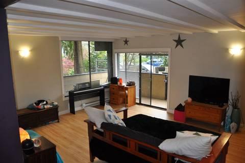 Condo for sale at 341 Mahon Ave Unit 104 North Vancouver British Columbia - MLS: R2361110