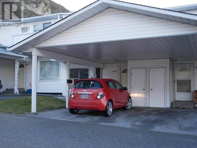 Townhouse for sale at 3412 Main St South Unit 104 Penticton British Columbia - MLS: 182027