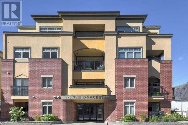 Condo for sale at 370 Battle St Unit 104 Kamloops British Columbia - MLS: 158189