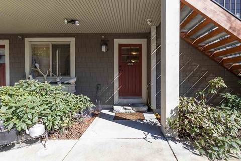 Condo for sale at 414 Gower Point Rd Unit 104 Gibsons British Columbia - MLS: R2356252