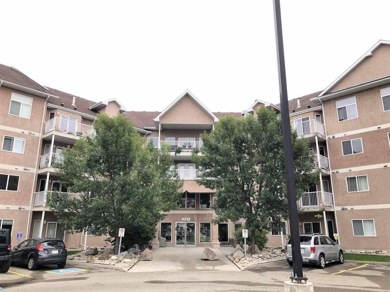Condo for sale at 4312 139 Ave Nw Unit 104 Edmonton Alberta - MLS: E4170642