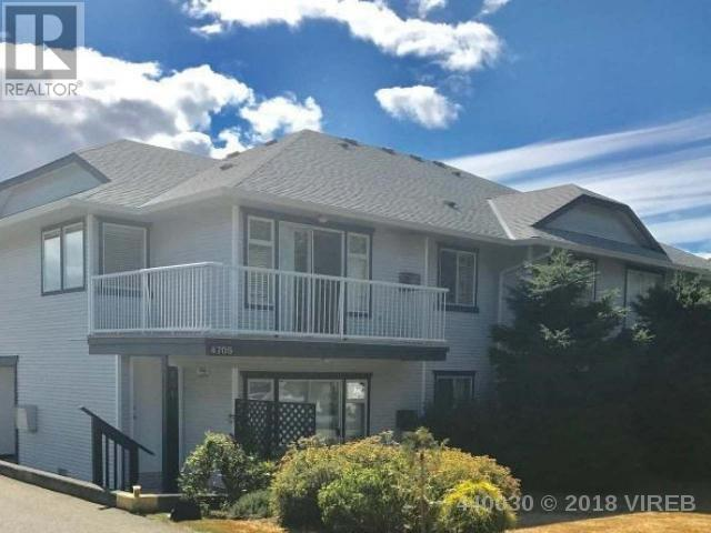 For Sale: 104 - 4705 Alderwood Place, Courtenay, BC | 2 Bed, 1 Bath Condo for $219,000. See 9 photos!