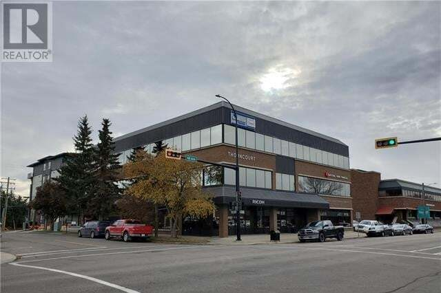 Commercial property for lease at 4719 48 Ave Apartment 104 Red Deer Alberta - MLS: ca0181575