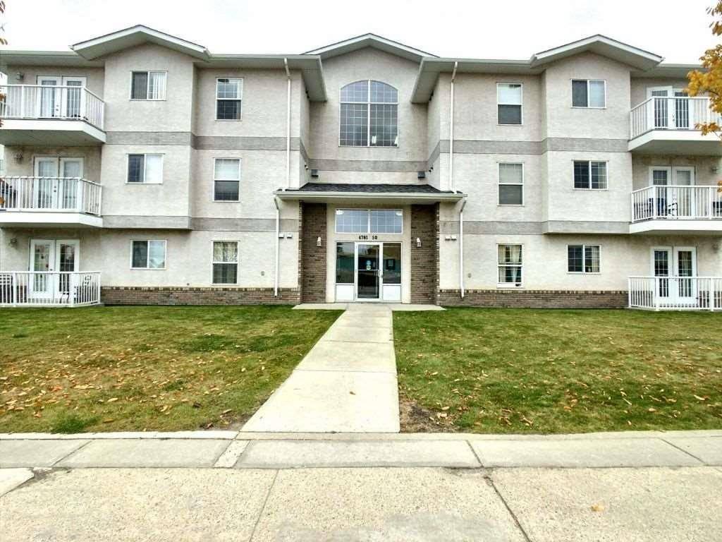 Condo for sale at 4761 50 St Unit 104 Drayton Valley Alberta - MLS: E4186995